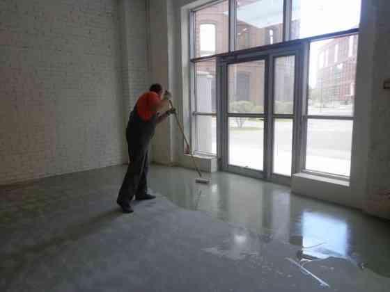 Наливные и бетонные полы по доступным ценам, без переплат Москва