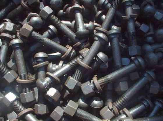 Болт стыковой М24х150 в сборе ГОСТ 11530-93, на складе Муром