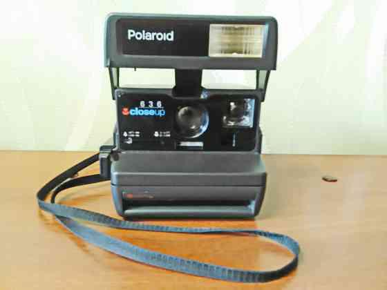 """Фотоаппарат """"Polaroid 636 Closeup"""" Самара"""
