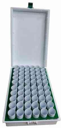 Ящик для молочных пробирок Москва