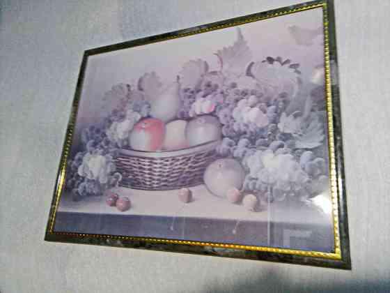 Картина в рамке (натюрморт) Самара