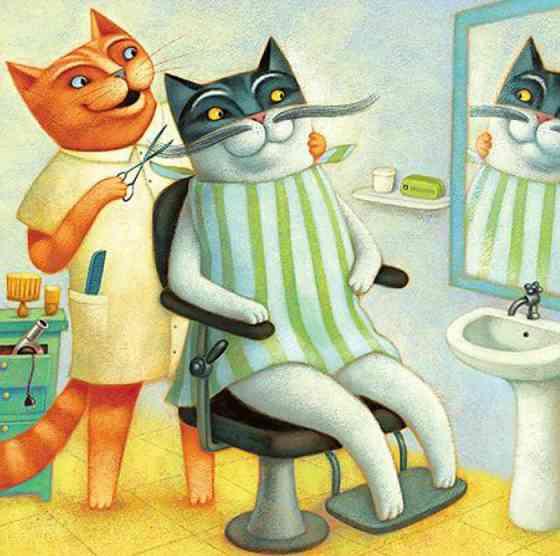 Zooстрижка кошек Кемерово
