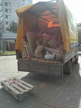 Вывоз мусора мебели грузчики Челябинск