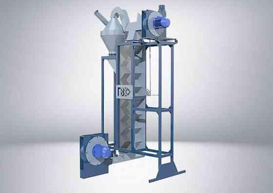 Горячие мойки и оборудование для переработки пластмасс Магадан
