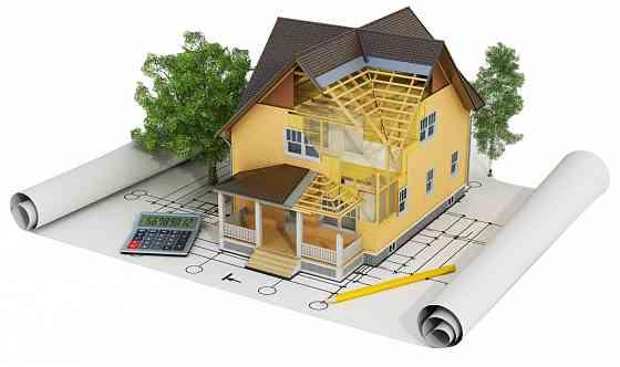 Строительство домов, коттеджей, хоз. блоков Волгоград