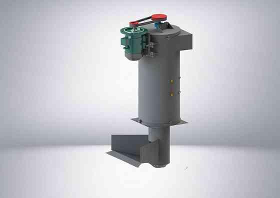 Центрифуга вертикальная, оборудование для утилизации пластмасс Свободный
