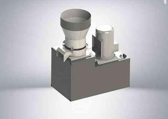Сушка для твердого пластика, оборудование для утилизации пластмасс Артем
