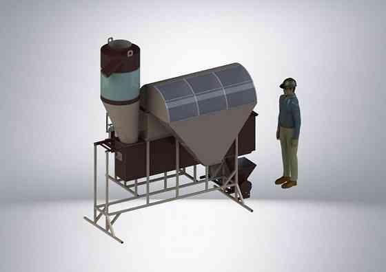 Сепаратор этикетки, оборудование для утилизации пластмасс Элиста