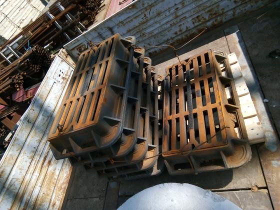 Трубы асбестоцементные, стремянки C-1, полусферы бетонные, мраморная крошка, кольца для колодцев Ханты-Мансийск