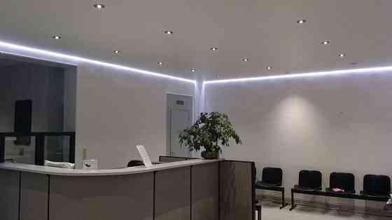 Натяжные потолки для офисных и торговых помещений Белогорск