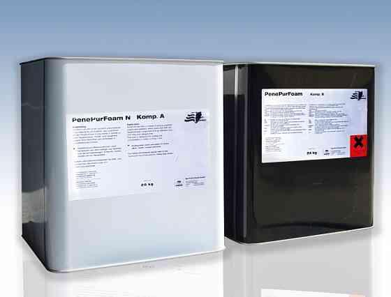 ПенеПурФом— двухкомпонентная гидроактивная инъекционная полиуретановая смола Екатеринбург