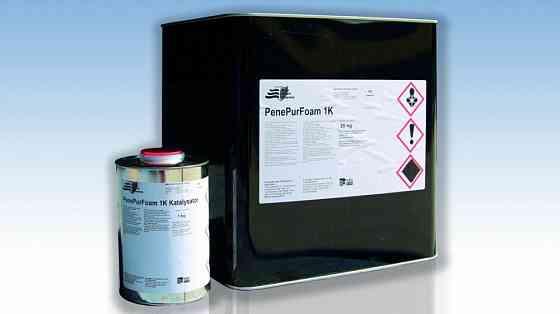 ПенеПурФом 1К— однокомпонентная гидроактивная инъекционная полиуретановая смола Екатеринбург