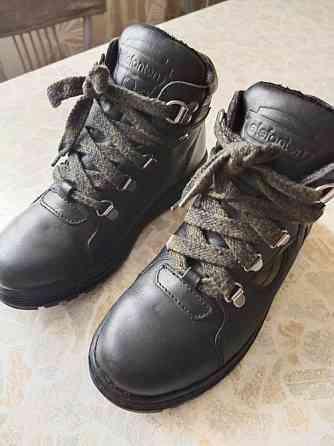 Ботинки детские кожаные демисезонные 31р Челябинск