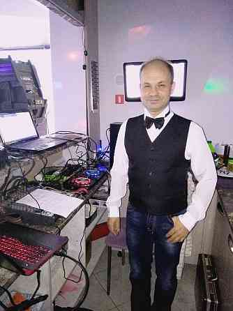 DJ, звук, свет, LED-экран, караоке Пермь